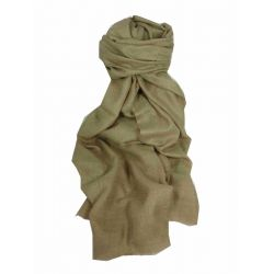 Pashtoosh Luxury Cashmere Stole Sable by Pashmina & Silk