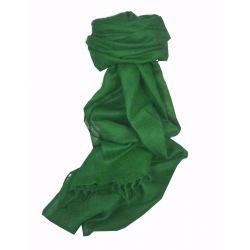 Stola Pashmina Angora Locker Gewebten GREEN von Pashmina & Silk