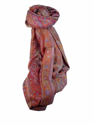 Premium Silk Stole Pattern 8799 by Pashmina & Silk