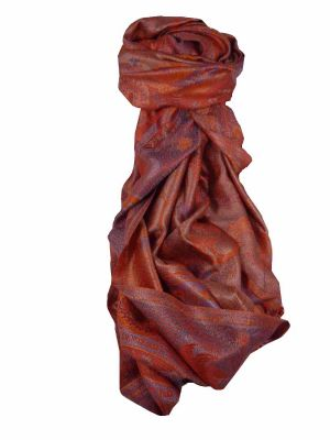 Premium Silk Stole Pattern 8829 by Pashmina & Silk