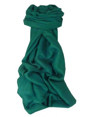 Pashtoosh Luxury Cashmere Shawl Teal by Pashmina & Silk