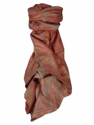Premium Silk Stole Pattern 5729 by Pashmina & Silk