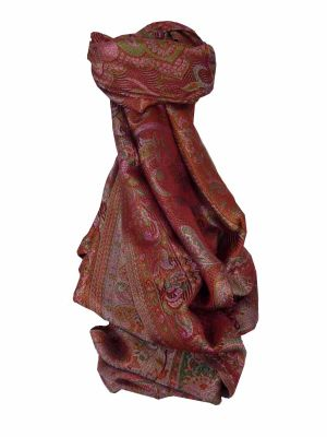 Premium Silk Stole Pattern 6269 by Pashmina & Silk