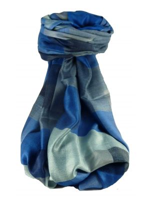 Premium Silk Pondicherry Stole 0309 by Pashmina & Silk