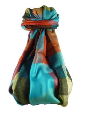 Mens Premium Silk Contemporary Scarf 4119 by Pashmina & Silk