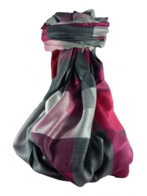 Mens Premium Silk Contemporary Scarf 4409 by Pashmina & Silk