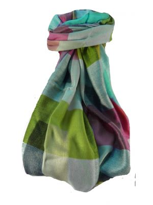 Premium Silk Contemporary Stole 9409 GIFT BOX WRAPPED by Pashmina & Silk