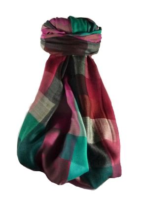 Premium Silk Contemporary Stole 9539 GIFT BOX WRAPPED by Pashmina & Silk