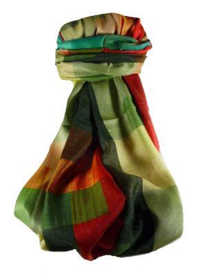 Premium Silk Pondicherry Stole 3089 by Pashmina & Silk