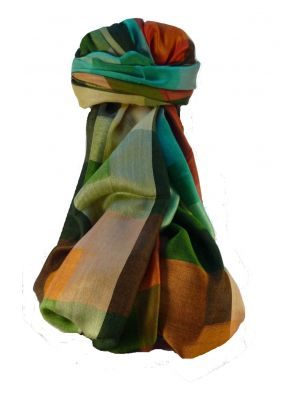 Mens Premium Silk Contemporary Scarf 5529 by Pashmina & Silk