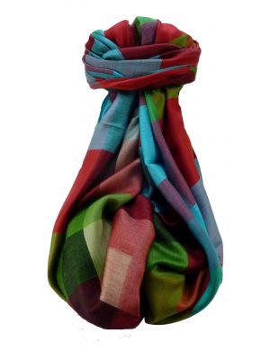 Mens Premium Silk Contemporary Scarf 5659 by Pashmina & Silk