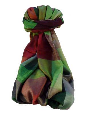 Premium Silk Pondicherry Stole 4239 by Pashmina & Silk