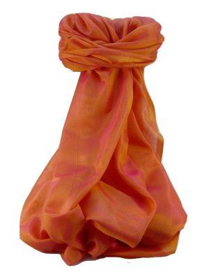 Varanasi Silk Long Scarf Heritage Range SINDHU 2 by Pashmina & Silk