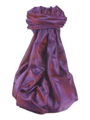 Varanasi Silk Long Scarf Heritage Range ASHMITA 1 by Pashmina & Silk