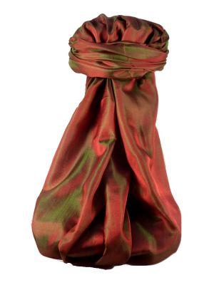 Varanasi Silk Long Scarf Heritage Range ASHMITA 3 by Pashmina & Silk