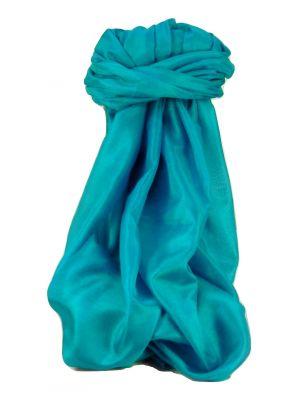 Varanasi Silk Long Scarf Heritage Range AMEETA 4 by Pashmina & Silk
