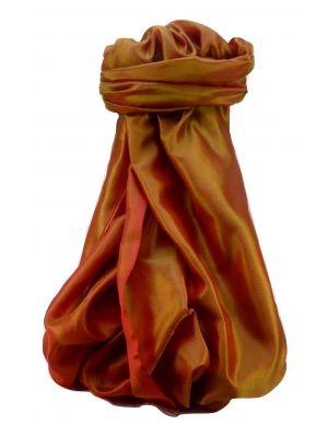 Varanasi Silk Long Scarf Heritage Range KASHYAP 2 by Pashmina & Silk