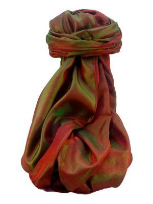 Varanasi Silk Long Scarf Heritage Range KASHYAP 3 by Pashmina & Silk