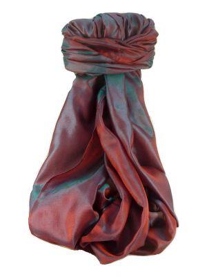 Varanasi Silk Long Scarf Heritage Range KASHYAP 5 by Pashmina & Silk