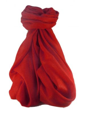 Pashtoosh Luxury Cashmere Shawl Flame by Pashmina & Silk