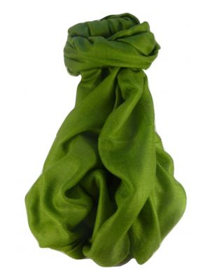 Pashtoosh Luxury Cashmere Shawl Jade by Pashmina & Silk