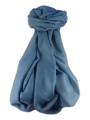 Pashtoosh Luxury Cashmere Shawl Forget Me Not by Pashmina & Silk