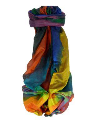 Varanasi Ekal Premium Silk Long Scarf Heritage Range Tiwari 4 by Pashmina & Silk