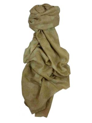 Premium Cashmere Star Weave Pashmina in Sable by Pashmina & Silk