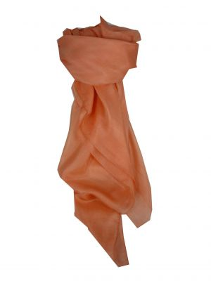 Mulberry Silk Hand Dyed Square Scarf Melba from Pashmina & Silk