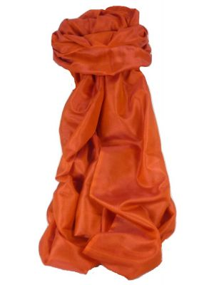 Varanasi Silk Long Scarf Heritage Range Madan 6 Blush by Pashmina & Silk