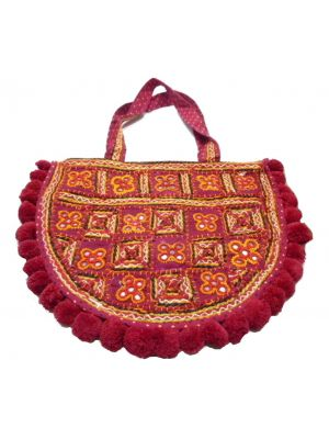 Tote Bag Fumka Didi by Tikitiboo at Pashmina & Silk