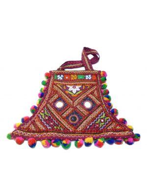 Tote Bag Fumka Rana by Tikitiboo at Pashmina & Silk