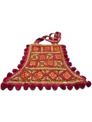 Tote Bag Fumka Tara by Tikitiboo at Pashmina & Silk