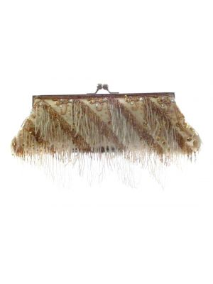 Raw Silk Clutch Bag 106 by Silk Sauvage at Pashmina & Silk