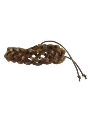Bracelet 100% Leather  Model 610 from TICKITIBOO by Pashmina & Silk
