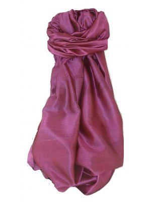 Varanasi Silk Long Scarf Heritage Range Aziz 1 by Pashmina & Silk