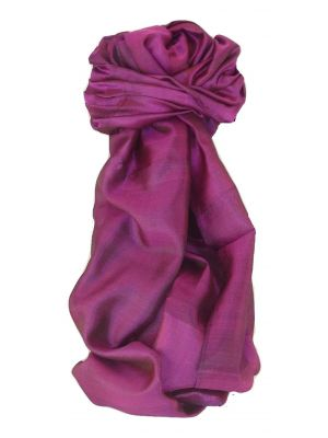 Varanasi Silk Long Scarf Heritage Range Aziz 7 by Pashmina & Silk