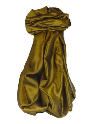 Varanasi Silk Long Scarf Heritage Range Battacharya 8 by Pashmina & Silk