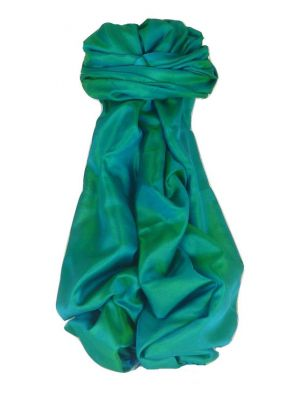 Varanasi Silk Long Scarf Heritage Range Chinappa 2 by Pashmina & Silk