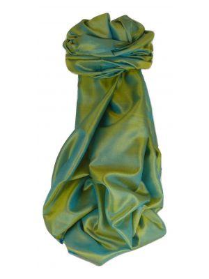 Varanasi Silk Long Scarf Heritage Range Chinappa 3 by Pashmina & Silk