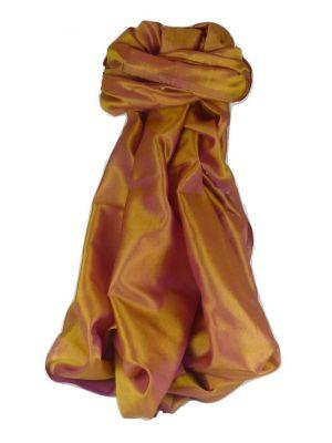 Varanasi Silk Long Scarf Heritage Range Balaji 1 by Pashmina & Silk