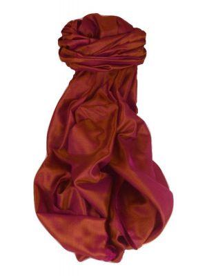 Varanasi Silk Long Scarf Heritage Range Balaji 3 by Pashmina & Silk