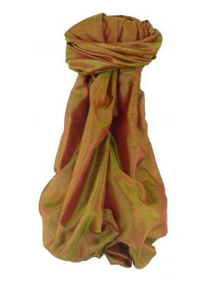 Varanasi Silk Long Scarf Heritage Range Devarman 4 by Pashmina & Silk