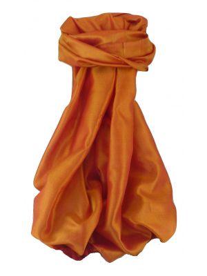 Varanasi Silk Long Scarf Heritage Range Devarman 5 by Pashmina & Silk