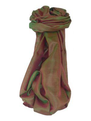 Varanasi Silk Long Scarf Heritage Range Gunneswaran 1 by Pashmina & Silk