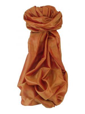 Varanasi Silk Long Scarf Heritage Range Gunneswaran 2 by Pashmina & Silk