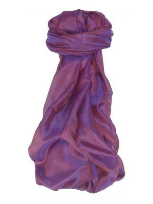 Varanasi Silk Long Scarf Heritage Range Gunneswaran 3 by Pashmina & Silk