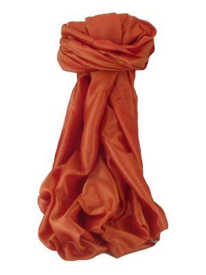 Varanasi Silk Long Scarf Heritage Range Gunneswaran 6 by Pashmina & Silk