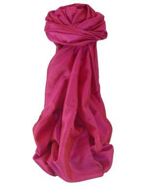 Varanasi Silk Long Scarf Heritage Range Gunneswaran 8 by Pashmina & Silk