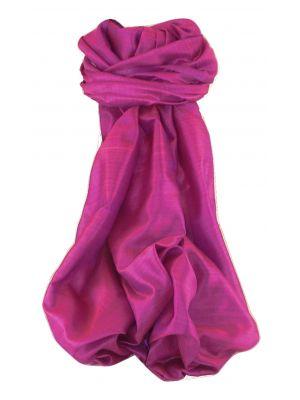 Varanasi Silk Long Scarf Heritage Range Hadi 3 by Pashmina & Silk